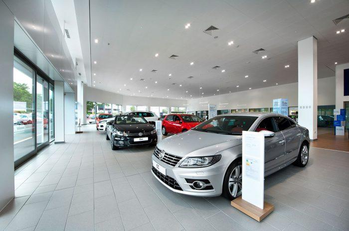 VW & Mazda, Solihull, Otium Park - Harrison Electrical